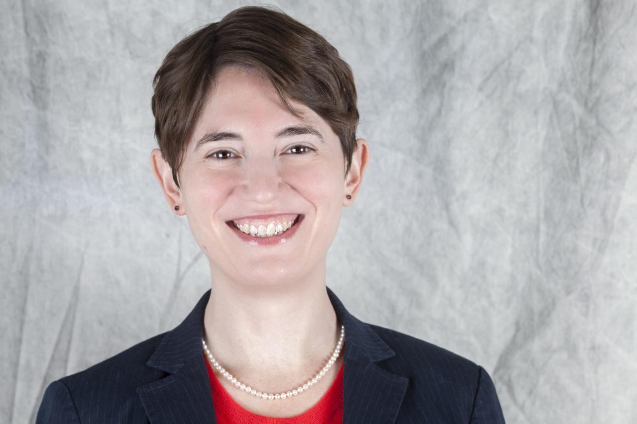 Sara Dunsky smiling