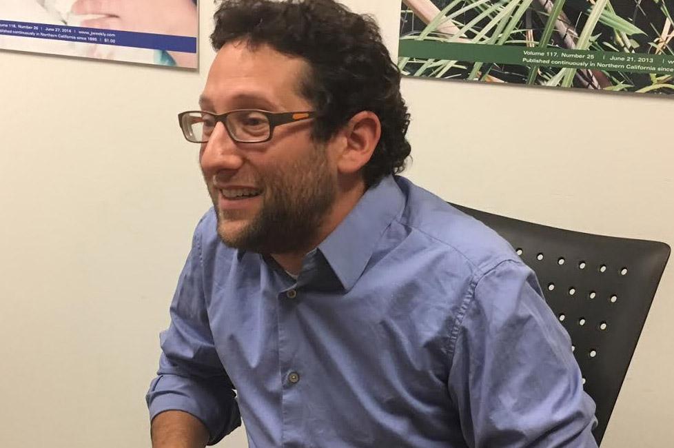 Judah Koller (Photo/Dan Pine)
