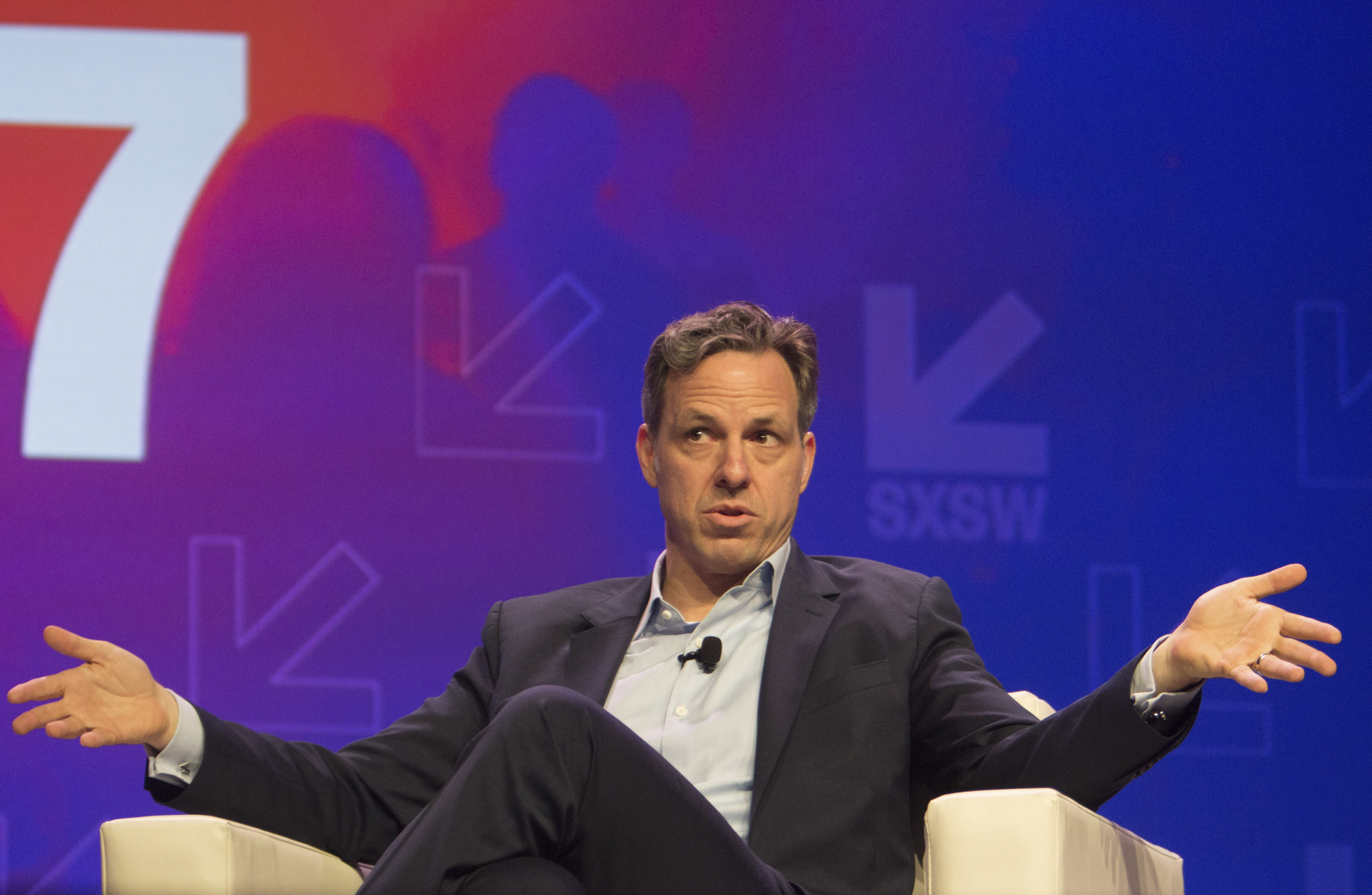 CNN anchor Jake Tapper is the brother of Swig Program director Aaron Hahn Tapper, and will speak at the program's 40th anniversary celebration April 22.