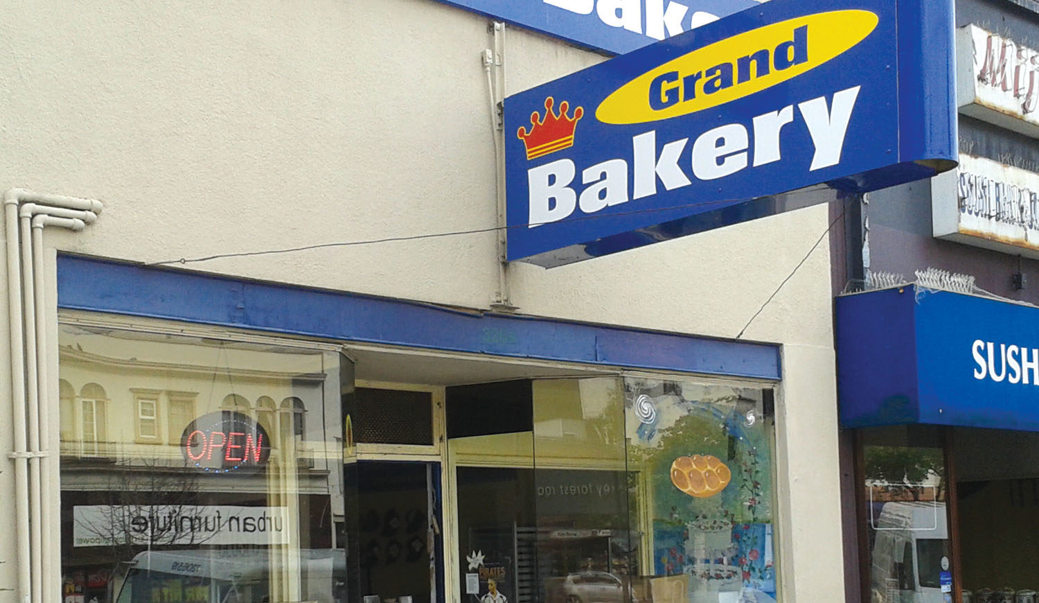 Grand Bakery closed in December but a new buyer plans to continue making signature products. (Courtesy/Bob Jaffe)