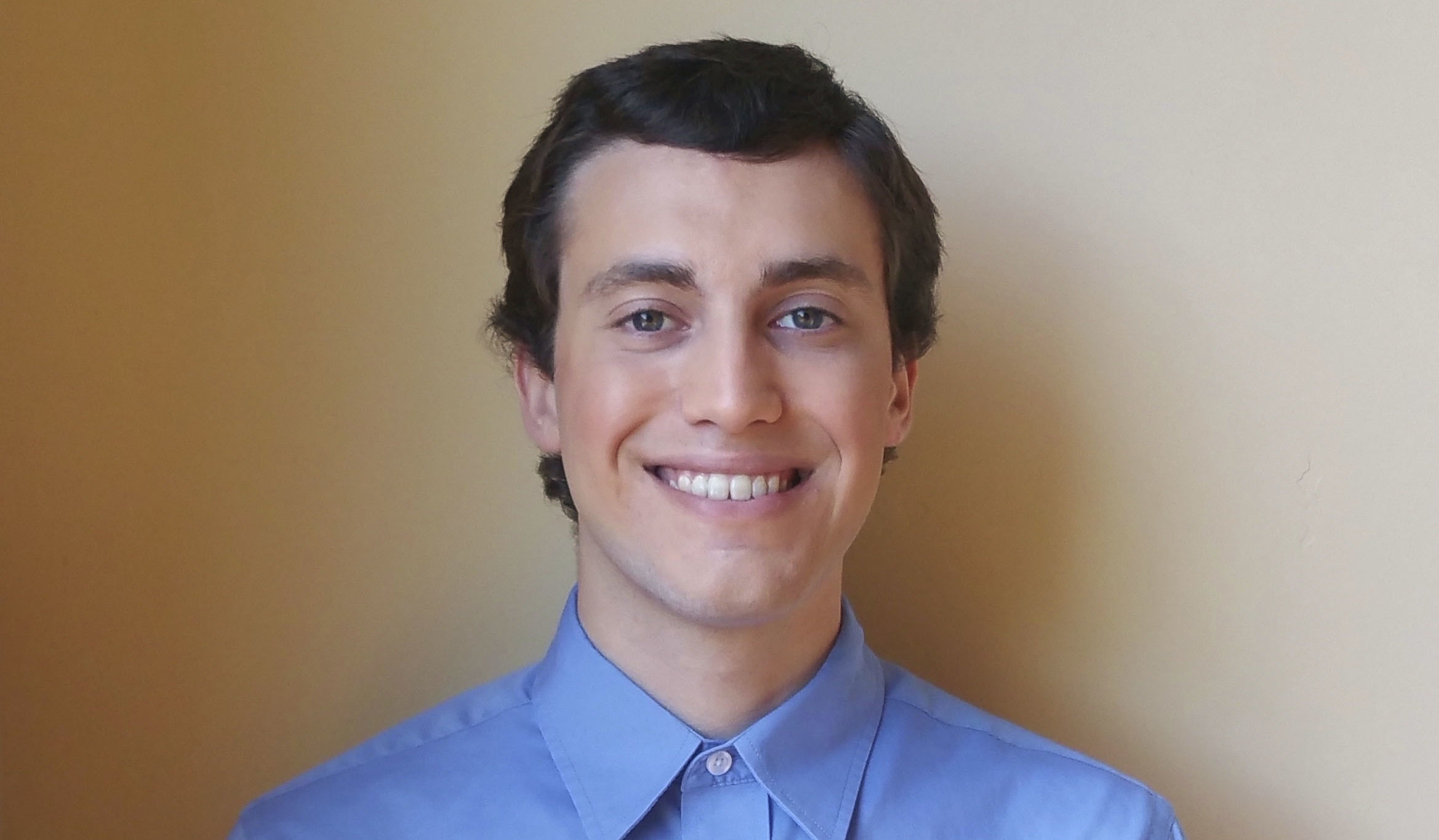 Elias Rosenthal started a health website for teens.