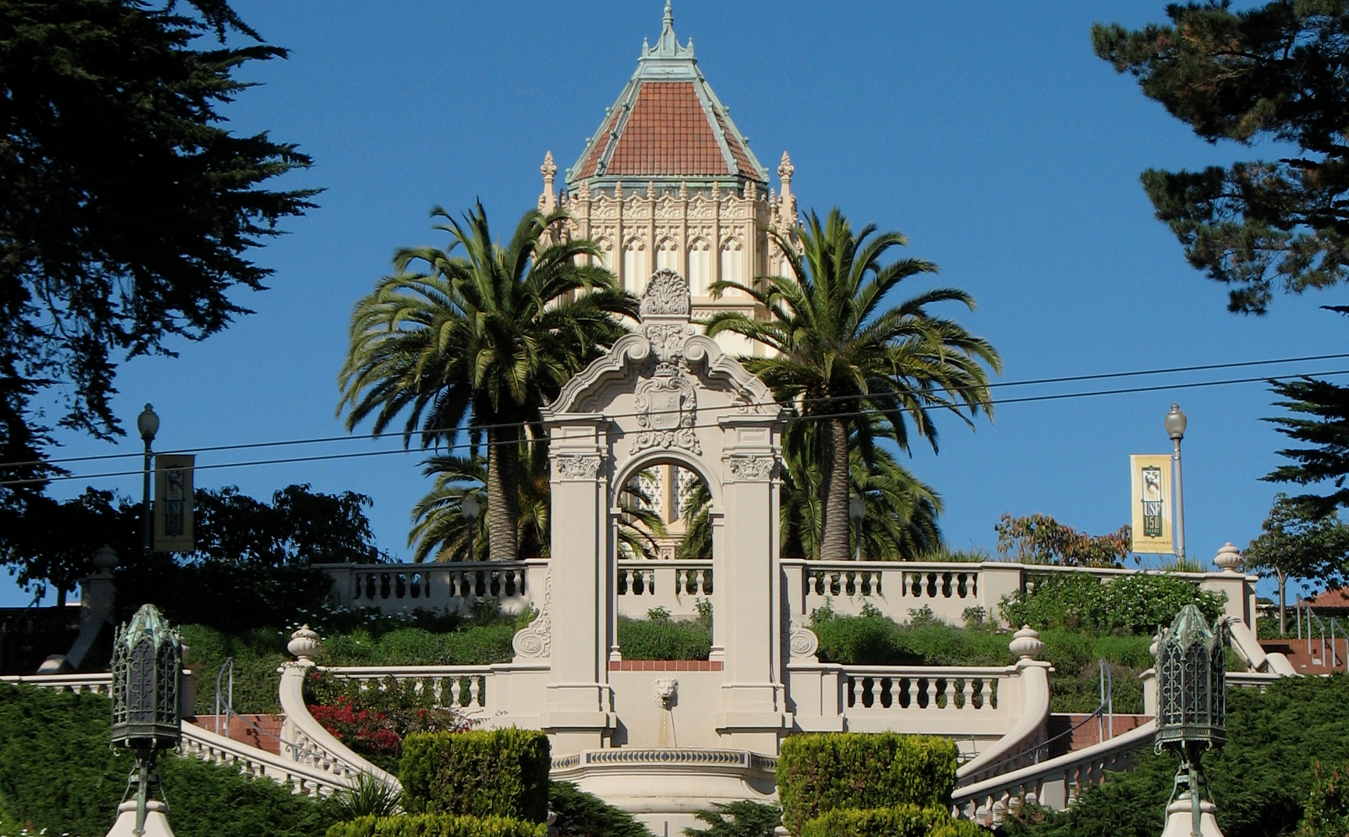 University of San Francisco (Photo/Flickr-Eric Chan CC BY 2.0)