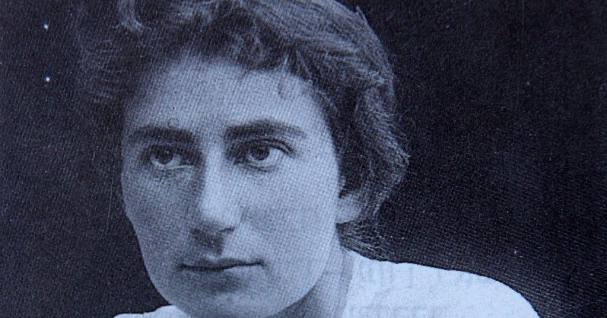 "Rachel Bluwstein, often simply ""Rachel,"" Israel's national poet"