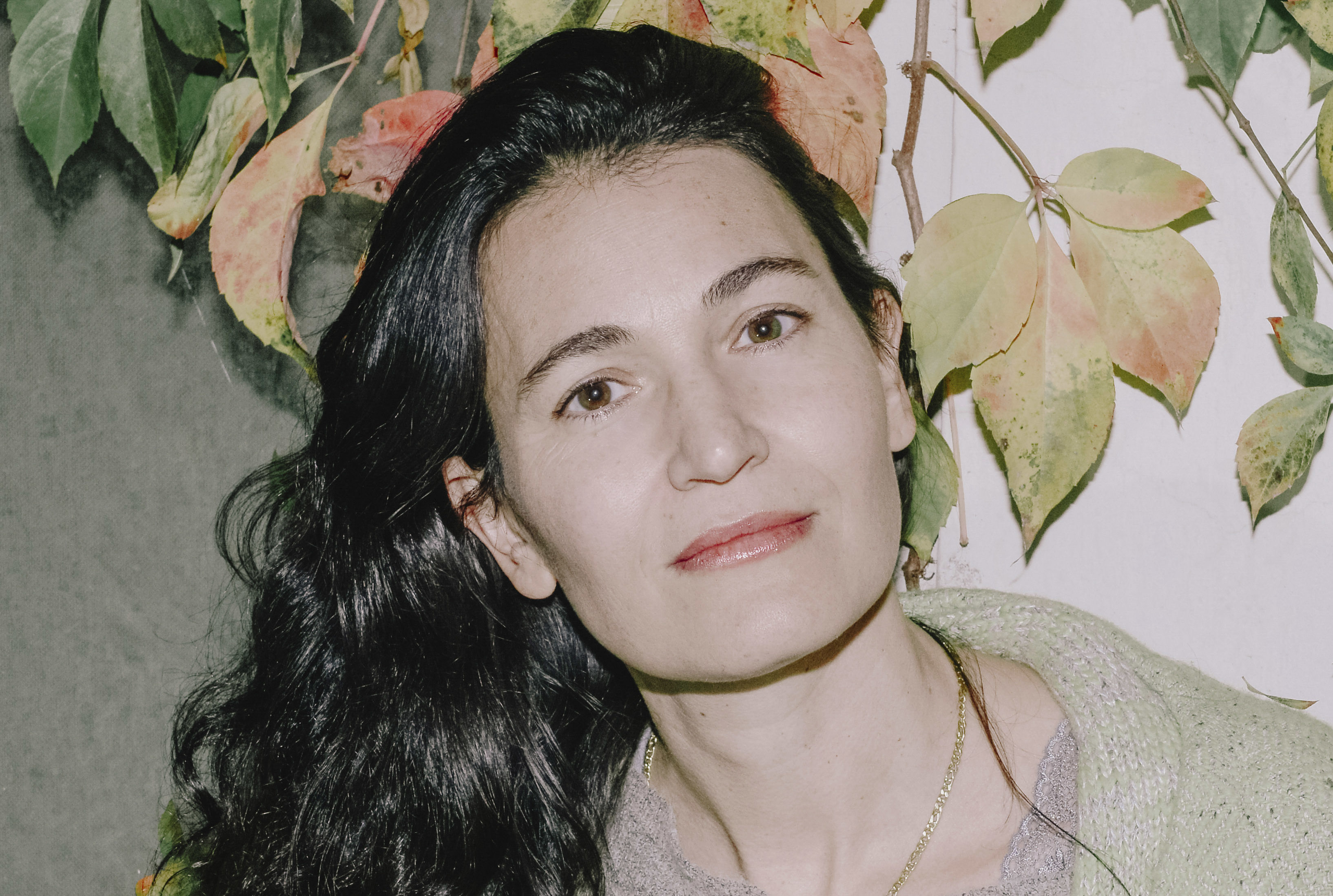 Author Nicole Krauss (Photo/Gani Riskin)