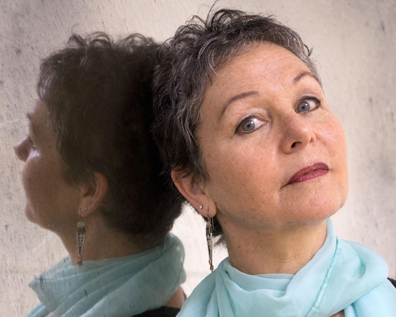 Elizabeth Rosner (Photo/Judy Dater)