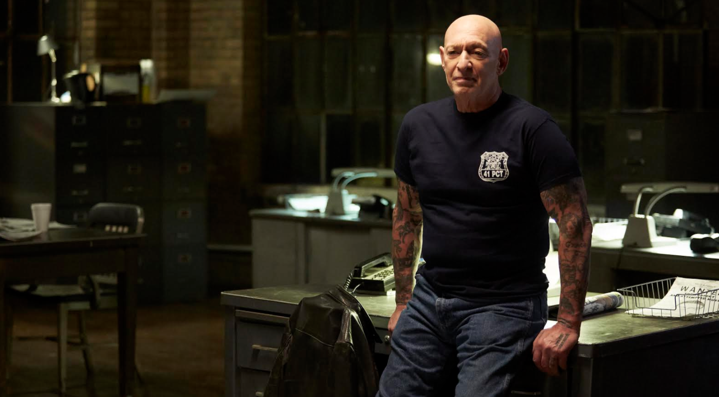 """Ralph Friedman stars in """"Street Justice: The Bronx"""" on the Discovery Channel. (Photo/Courtesy Discovery Channel)"""