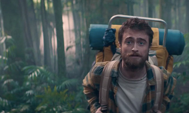 """""""Jungle,"""" starring Daniel Radcliffe, will make its West Coast premiere at Silicon Valley Jewish Film Fest on Oct. 21, 2017."""
