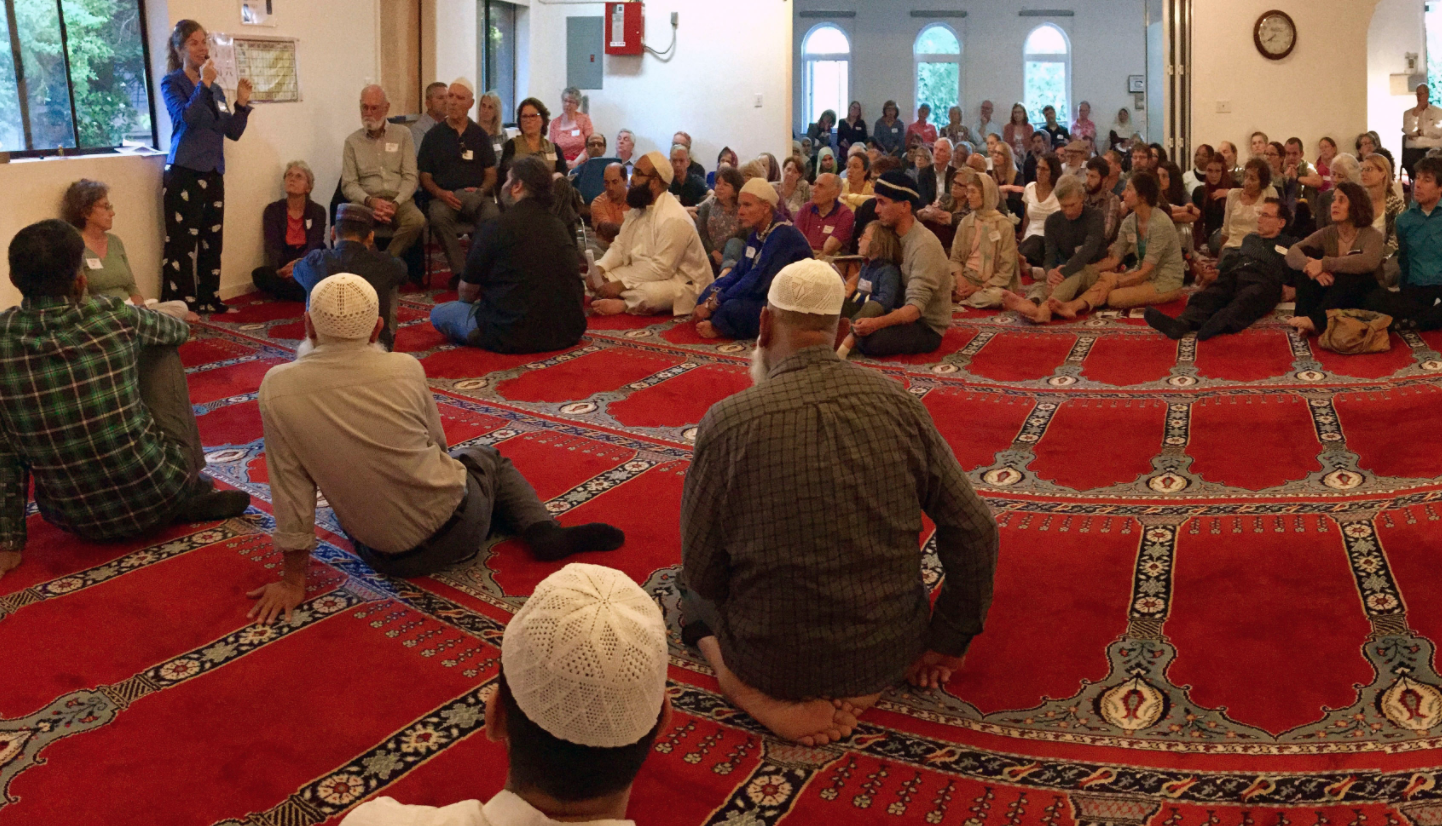"""A June 14 """"Interfaith Iftar"""" coordinated by two Islamic centers, in Mill Valley and San Anselmo, and the Osher Marin JCC and Congregation Rodef Sholom, both in San Rafael."""