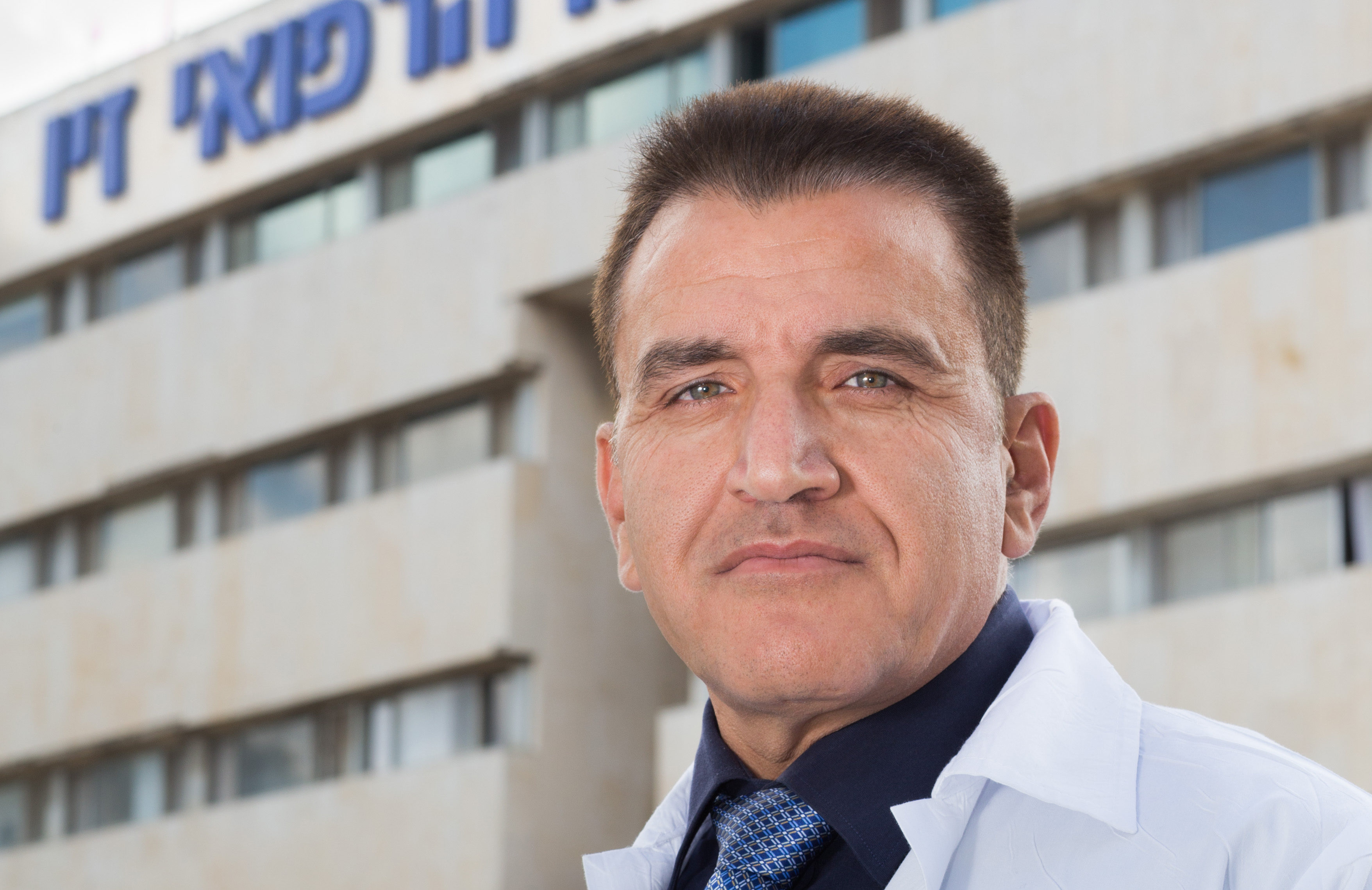 Dr. Salman Zarka of Ziv Medical Center in Israel will be honored at a Friends of the IDF gala in San Francsico, Oct. 29. (Photo/Courtesy Friends of Ziv Medical Center)