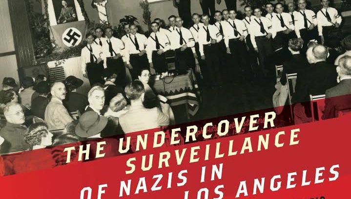 "From the cover of ""Hollywood's Spies"" by Laura Rosenzweig"