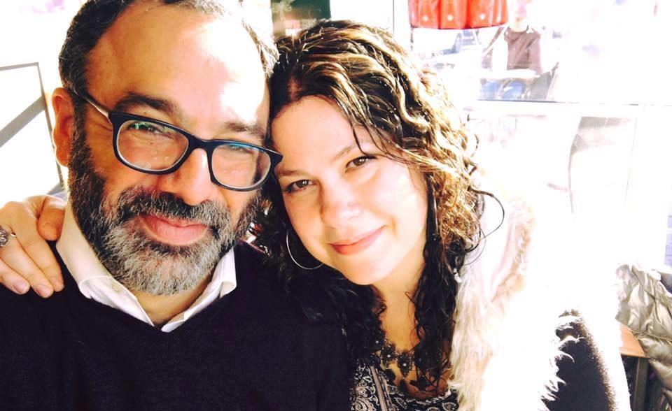Rabbi Menachem Creditor and Neshama Carlebach