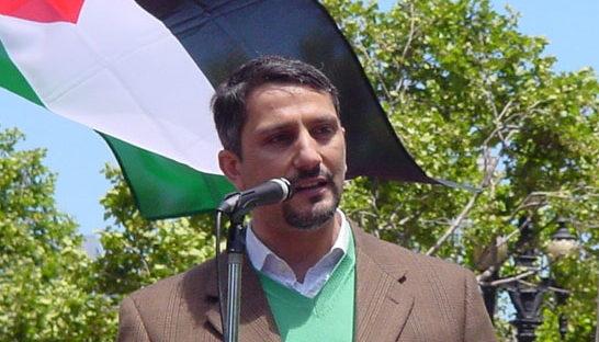 UC Berkeley lecturer Hatem Bazian