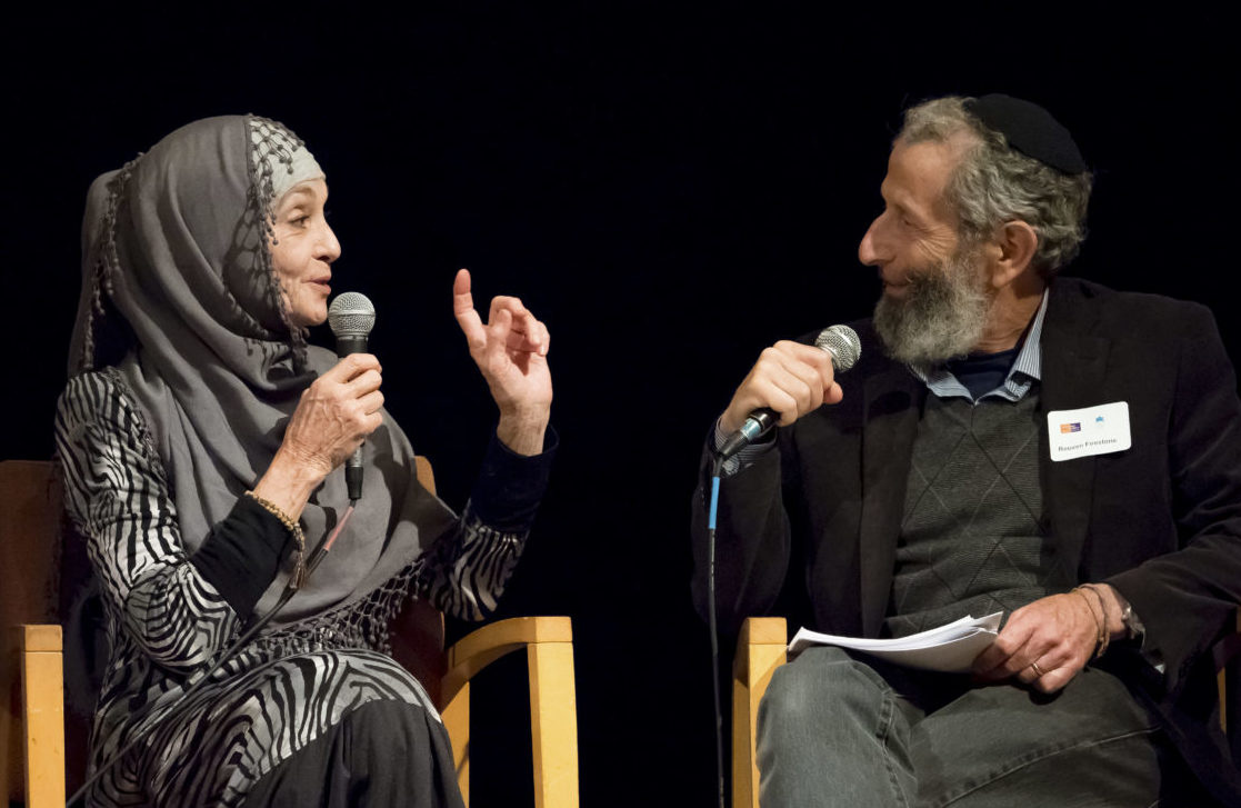November 5, 2017; Osher Marin JCC, San Rafael, California, USA; A Golden Age in the Golden State? Muslims and Jews Creating a Culture of Understanding co-presented by Lehrhaus Judaica;