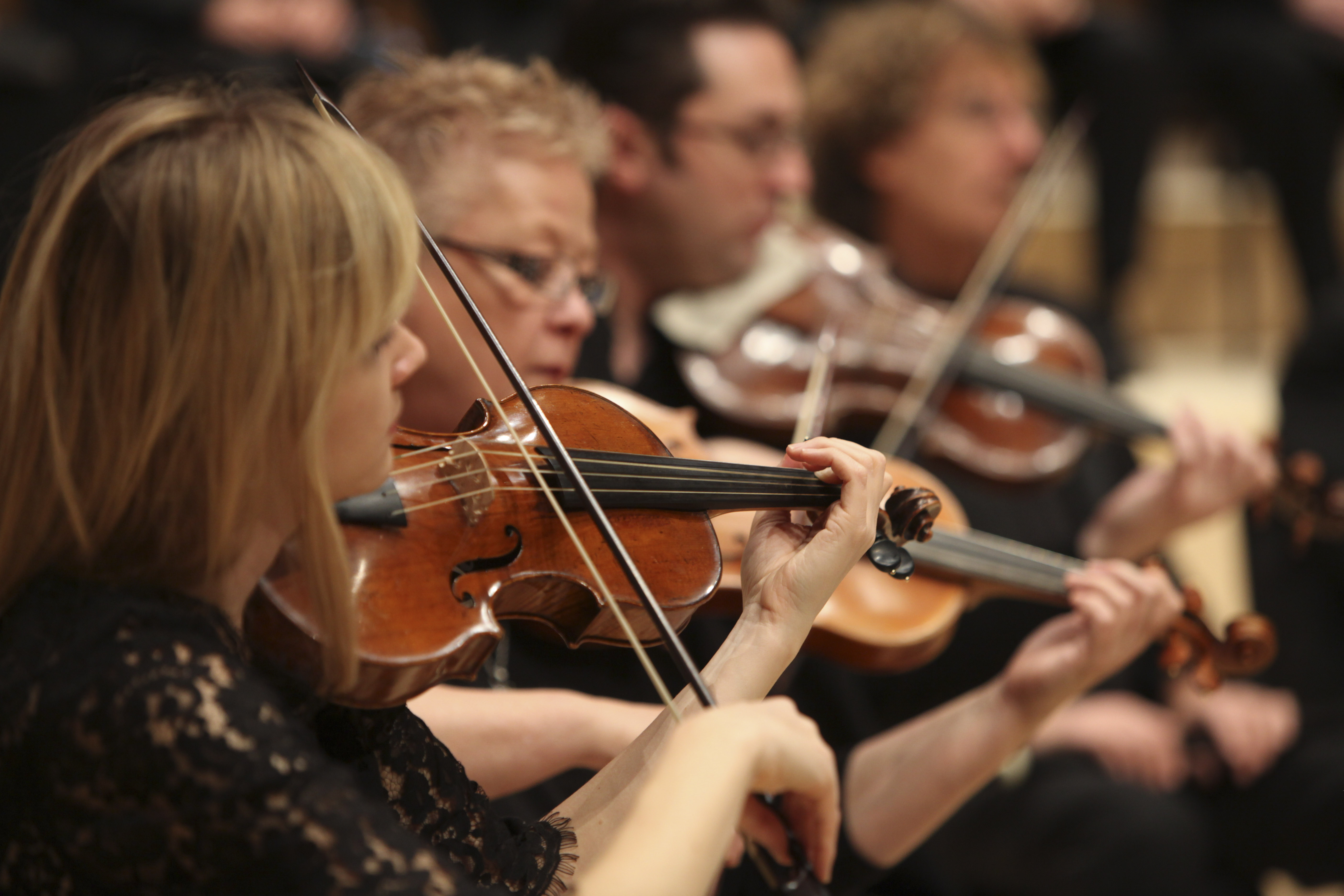 Philharmonia Baroque Orchestra (Photo/Suzanne Karp)