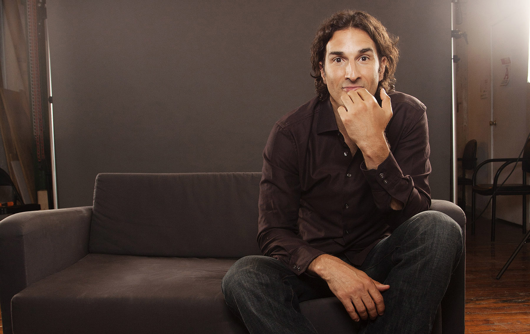 Gary Gulman will be one of the comedians at the 25th Kung Pao Kosher Comedy show, Dec. 23-25