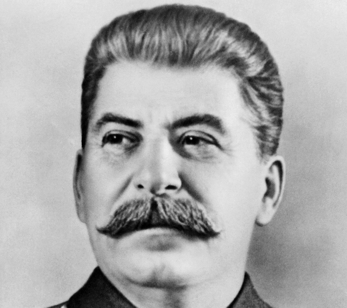 Was Stalin good for the Jews? Definitely not. But his mustache...