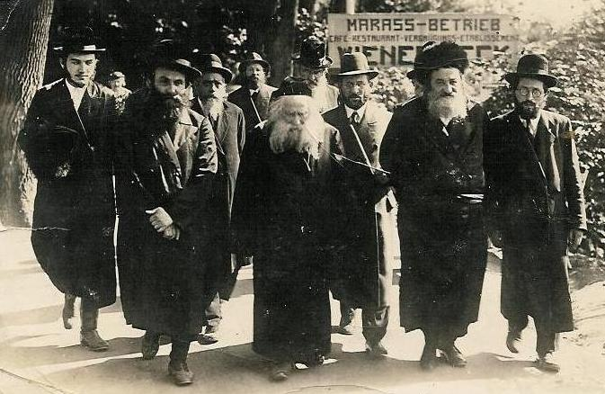 Members of the Ger dynasty (Photo/Wikipedia)