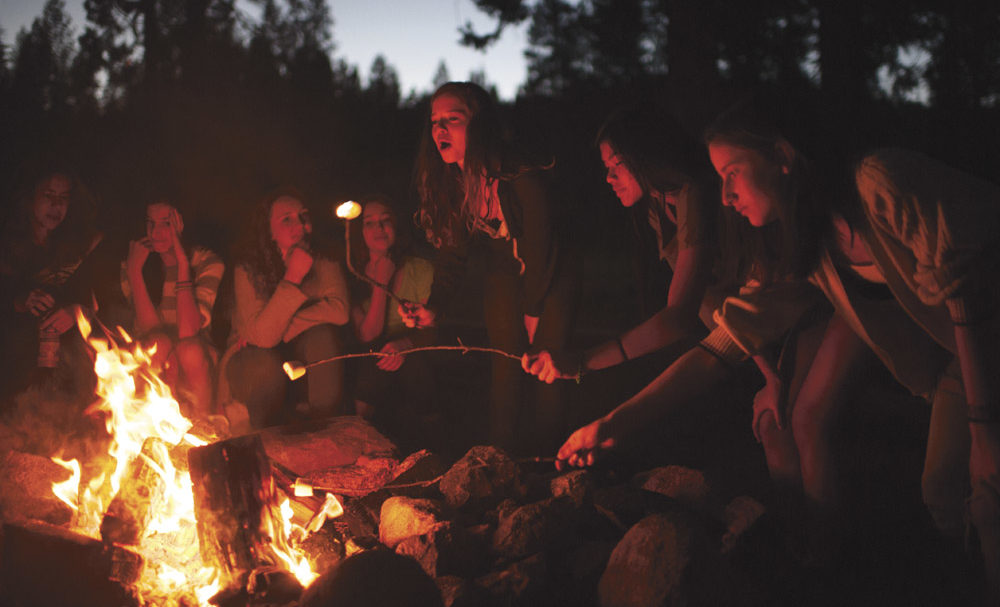 S'more and more Jewish summer camps are coming to the Bay Area in recent years, but Camp Tawonga near Yosemite has been around for decades. (Courtesy/Camp Tawonga)