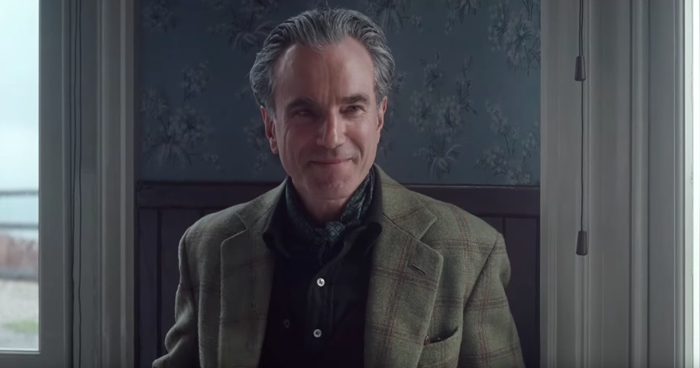 """Daniel Day-Lewis in """"Phantom Thread,"""" for which he has been nominated for best actor"""