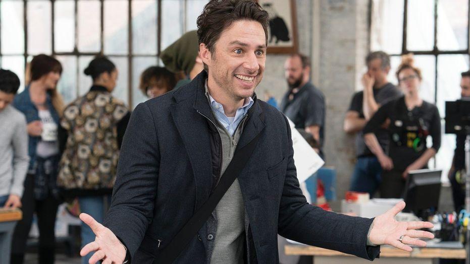 """Zach Braff in """"Alex, Inc."""""""