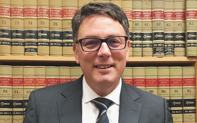 San Francisco Assistant District Attorney David Merin