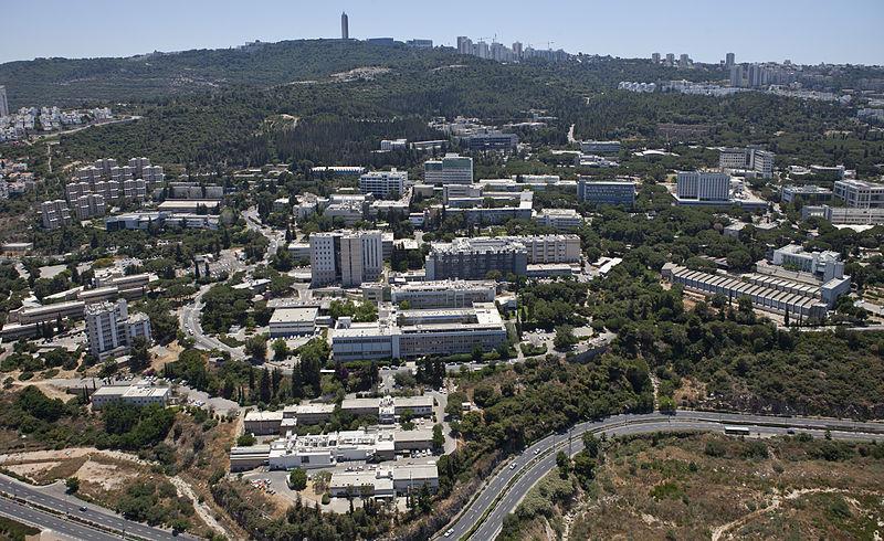Technion - Israel Institute of Technology in Haifa (Photo/Wikimedia-Technion  CC BY-SA 2.0)
