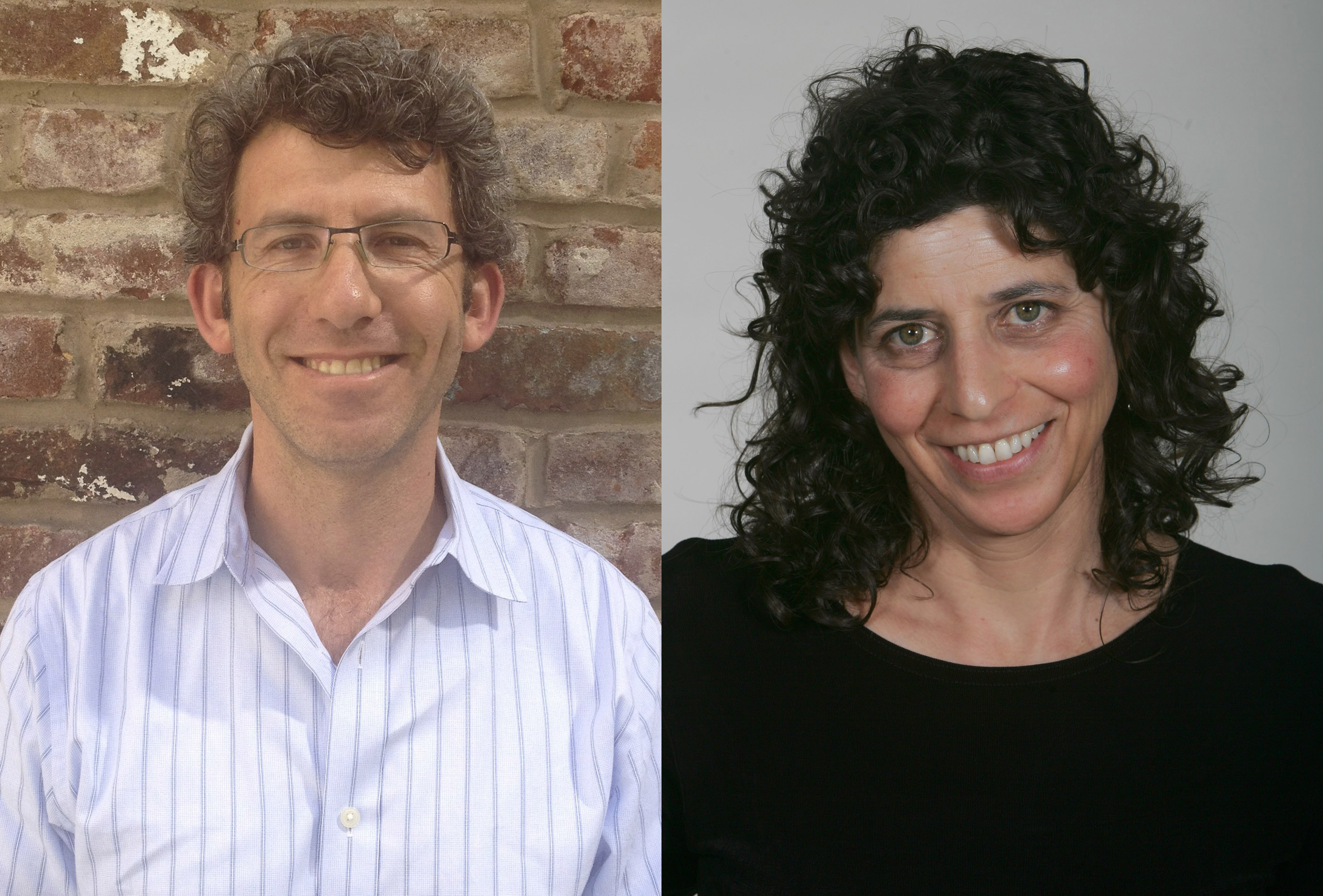 Daniel Schifrin and Mariss Moss are this year's winner and runner up, respectively, of the Anne and Robert Cowan Writers' Prize.