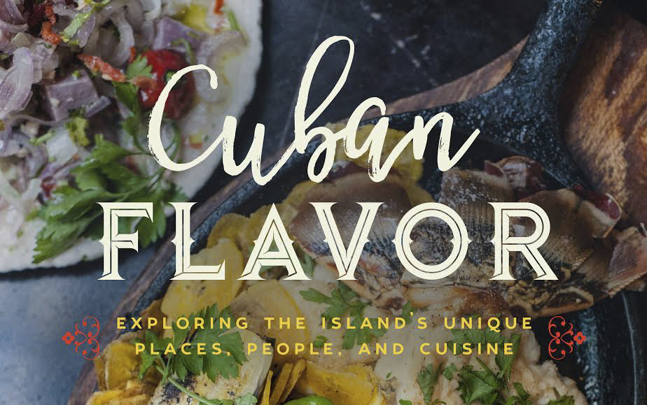 "From the cover of ""Cuban Flavor"" by Liza Gershman"