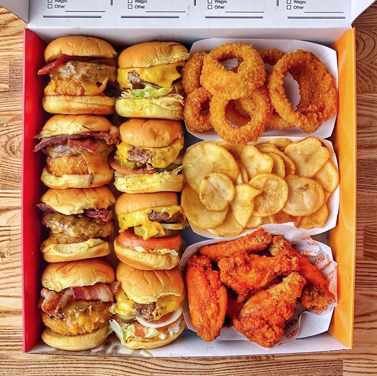 Some of the greasy delights on their way to the Bay Area as Israeli burger joint Burgerim expands (Photo/Burgerim Instagram)