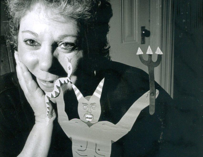 Isadora Alman (Photo/Lori Eanes)