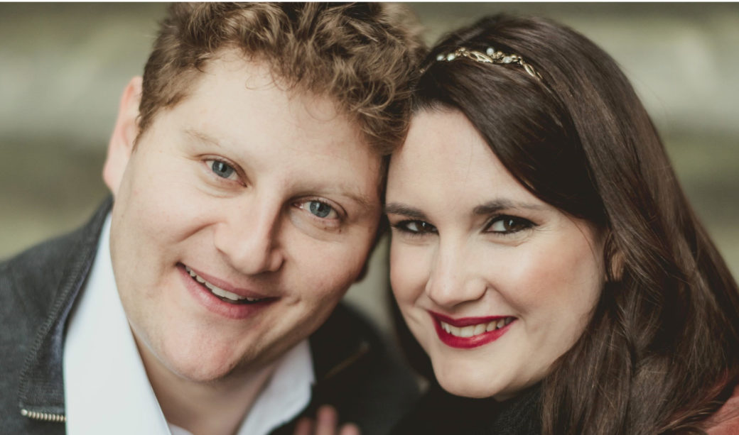 Julia Ann Connolly and Dr. Alon Ben Zion Neidich were married May 12 at the Boston Public Library.