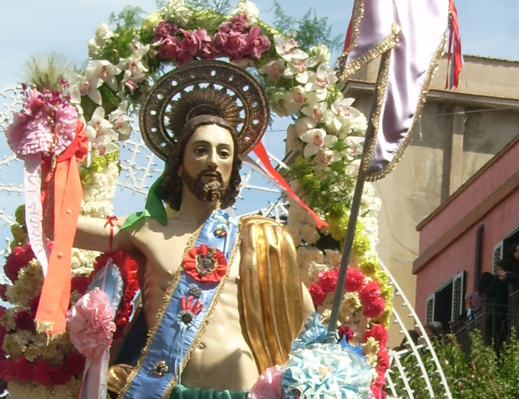 Italy doesn't mess around when it comes to Easter. (Photo/Wikimedia-Figiu CC BY 3.0)