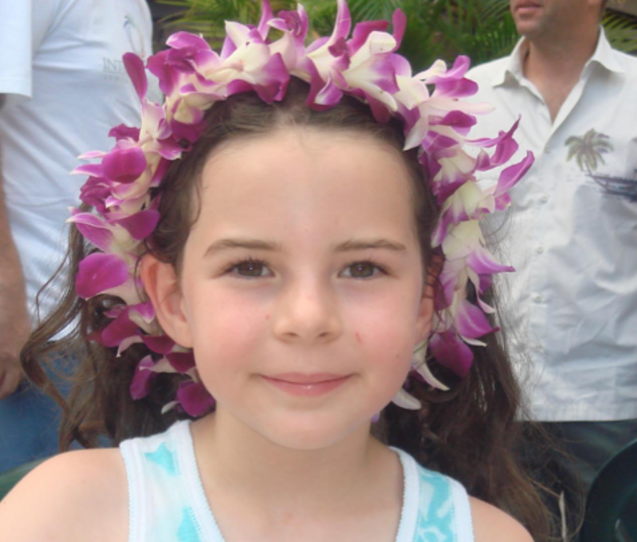 Julie Levine's daughter
