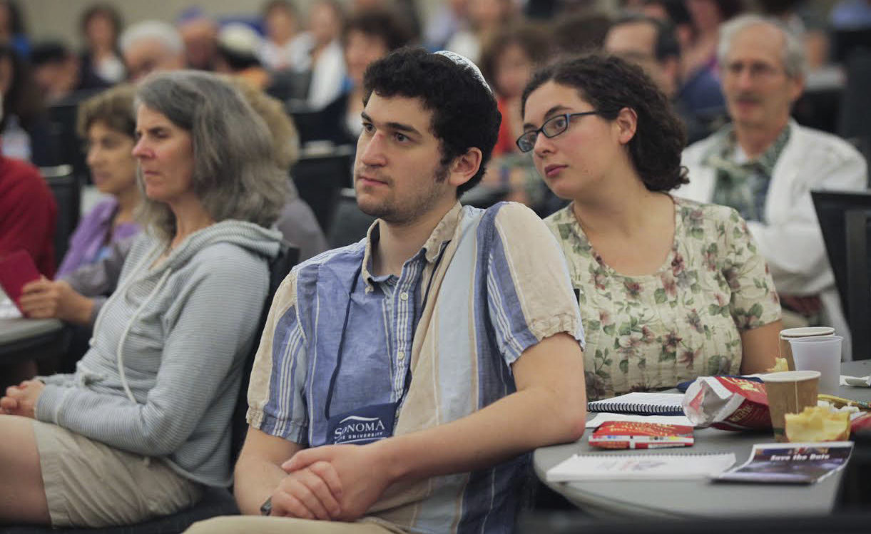 Limmud Bay Area 2015 at Sonoma State University