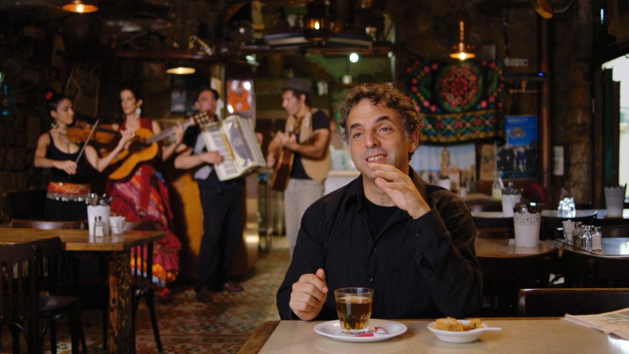 "Israeli writer Etgar Keret in ""Etgar Keret: Based on a True Story"" (Photo/Courtesy Jewish Film Institute)"