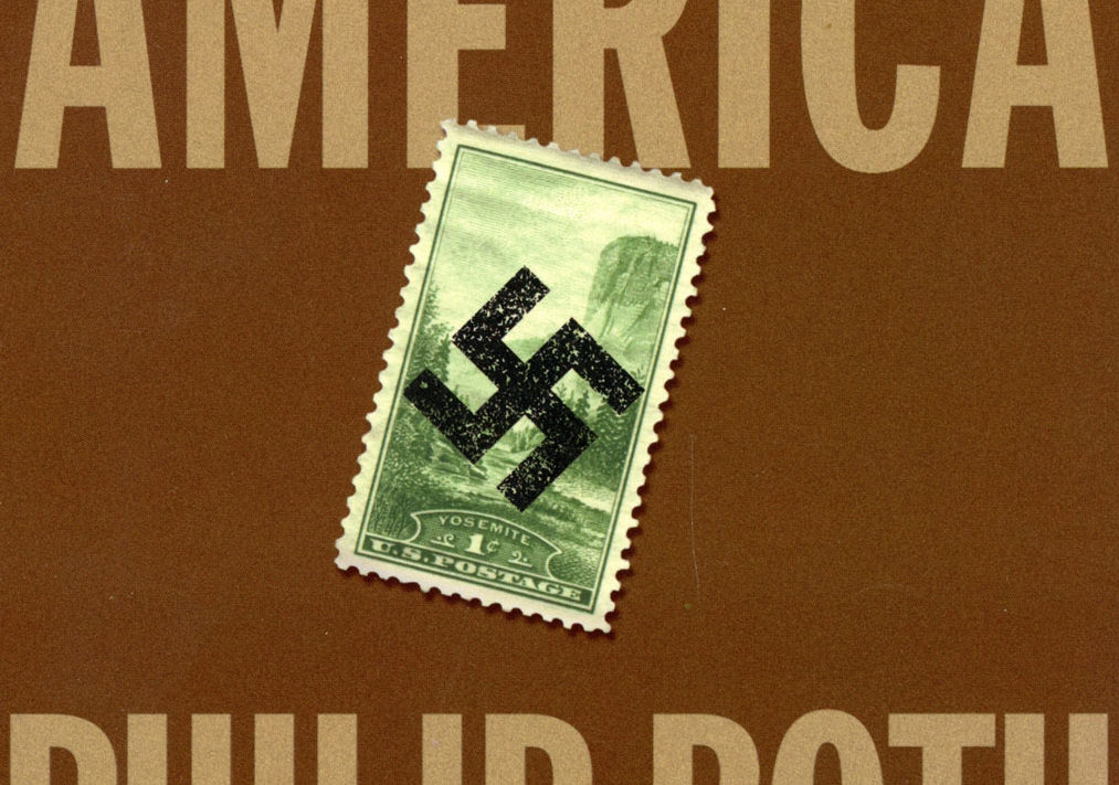 "From the cover of ""The Plot Against America"" by Philip Roth"