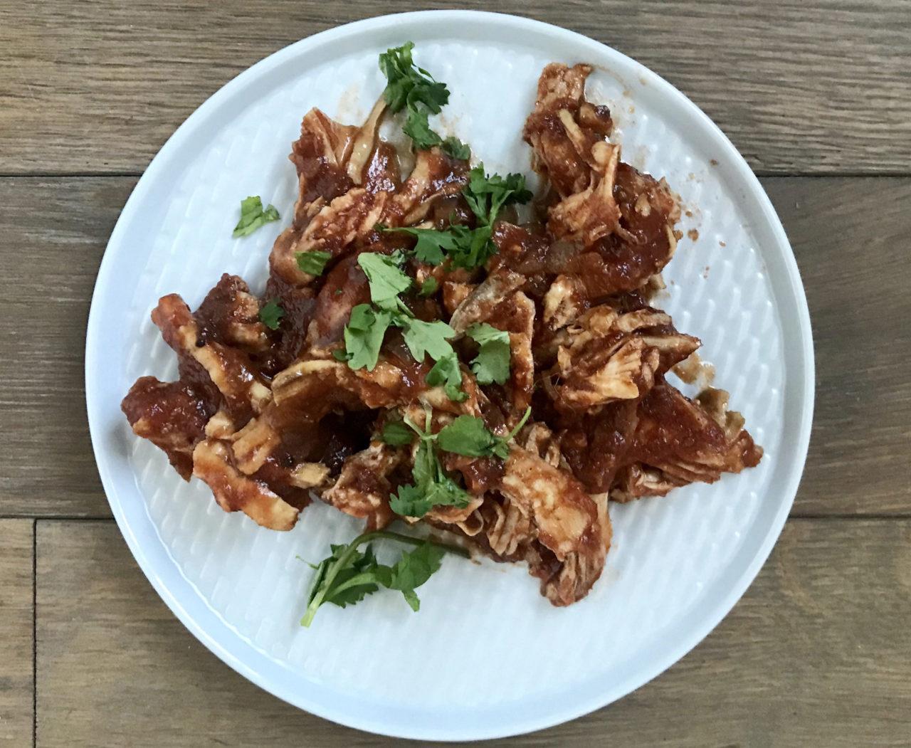 Faith Kramer's Spiced Turkey Pot Roast