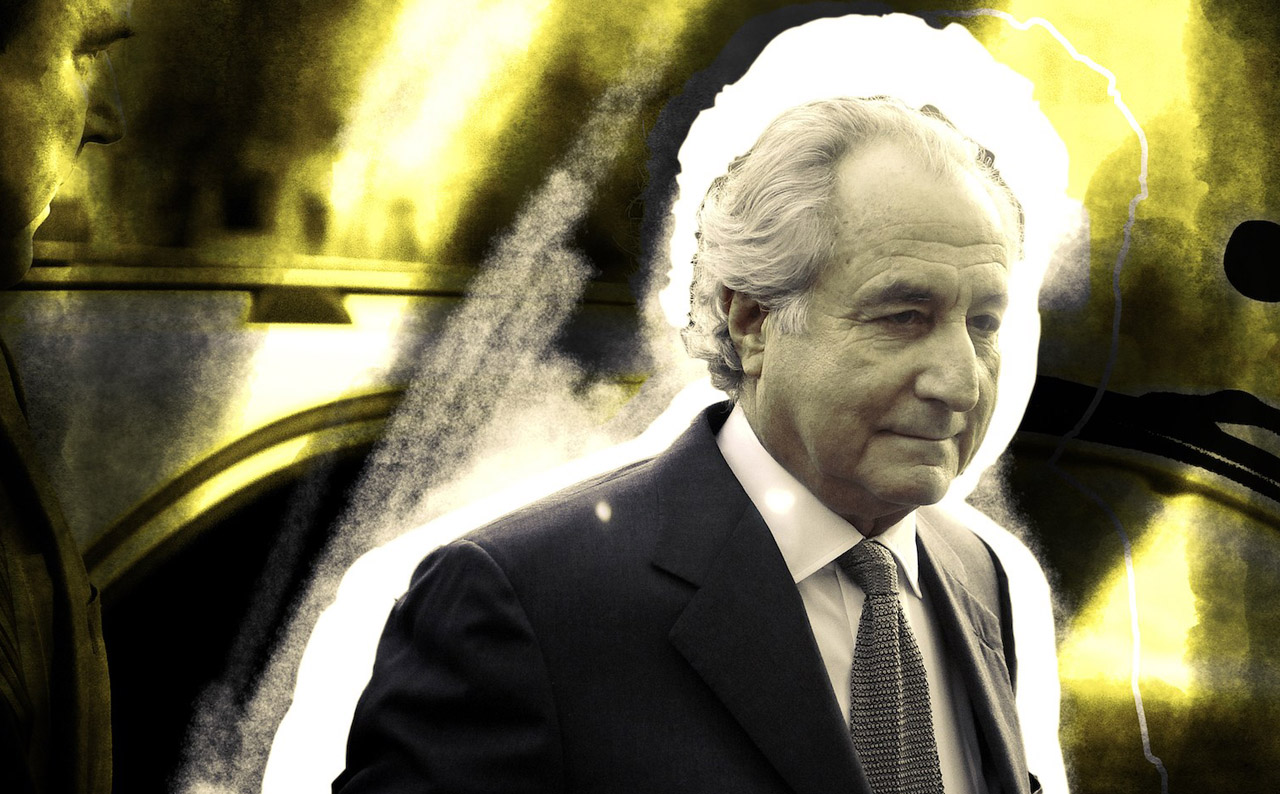 Bernie Madoff shown entering a federal court in New York March 12, 2009. His historic Ponzi scheme had enormous impact on several Jewish organizations and Jewish friends he cultivated in business and social circles. (Photo/JTA-Stephen Chernin-Getty Images)