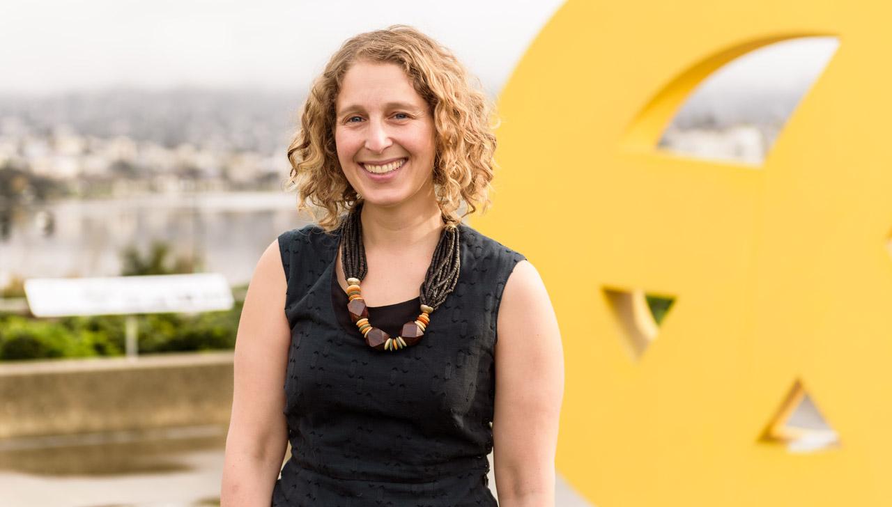 Lisa Silberstein of Oakland Museum of California