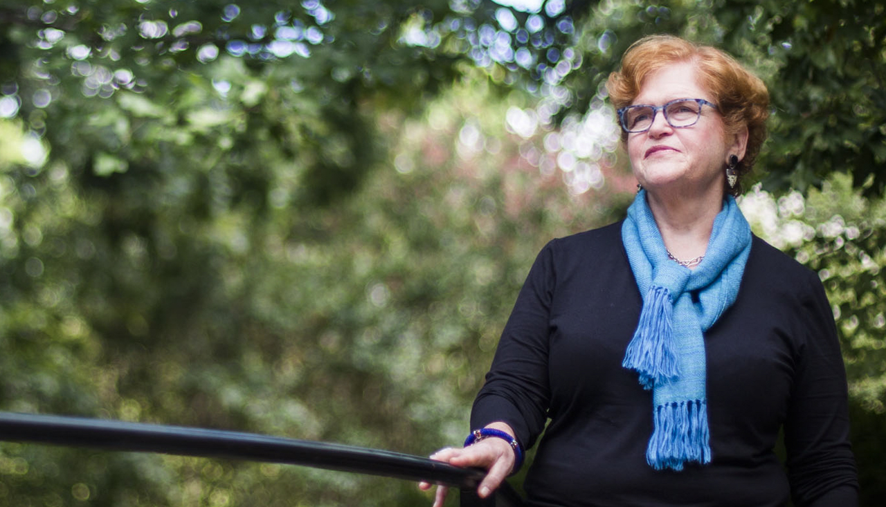 In a new book, Deborah Lipstadt, known for her high-profile legal battle against Holocaust denial, has turned her attention to the global rise in anti-Semitism. (Photo/Kay Hinton)