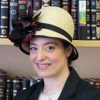 Maharat Victoria Sutton