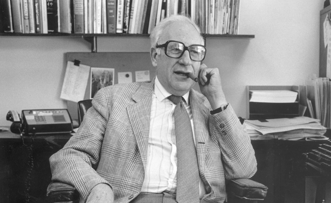 Earl Raab was a prolific writer who led the San Francisco Jewish Community Relations Council for decades.
