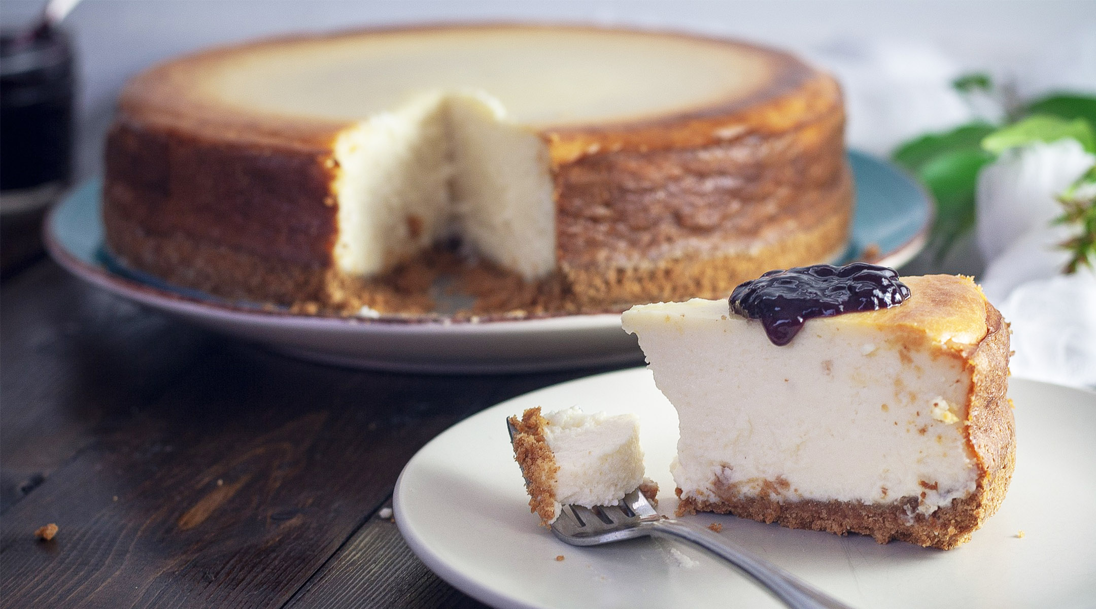 Many traditional Shavuot foods, like cheesecake, are hard for lactose-intolerant Jews to digest. (Pixabay)