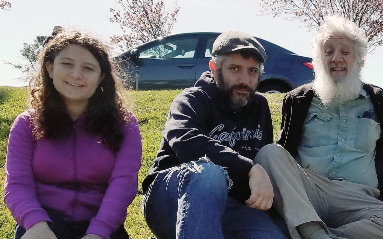 Shoshana, Yossi and Dan Fendel will teach at the East Bay JCC's Tikkun Leyl Shavuot