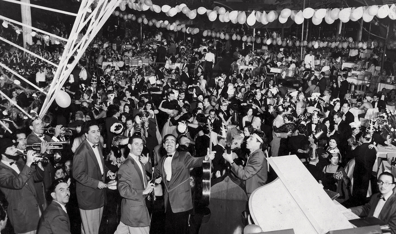 """""""The Mamboniks,"""" screening at the 2019 S.F. Jewish Film Festival, documents Jews who were part of the mambo dance craze after World War II."""