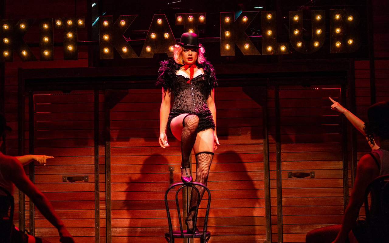 """The classic musical """"Cabaret"""" is as relevant as ever in its current run at San Francisco Playhouse. (Photo/Courtesy S.F. Playhouse)"""