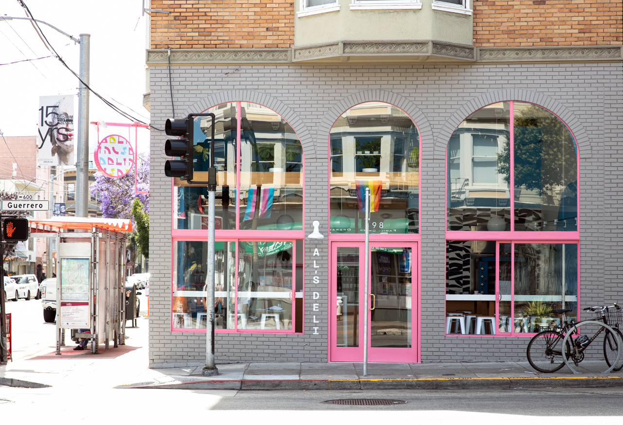AL's Deli opened in S.F. in July (Photo/Molly DeCoudreaux)