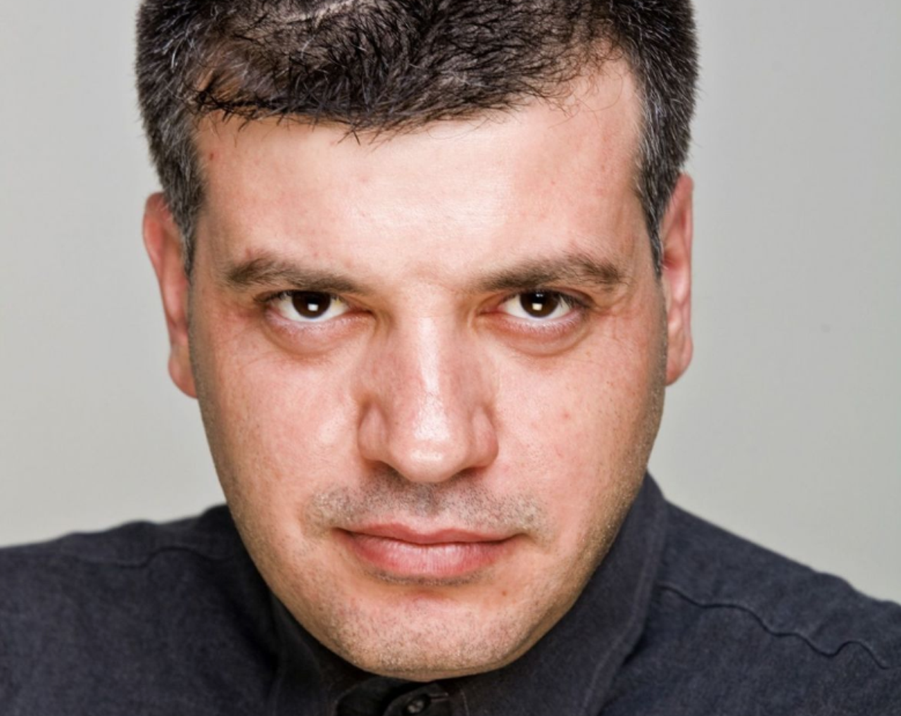 headshot of sayed kashua