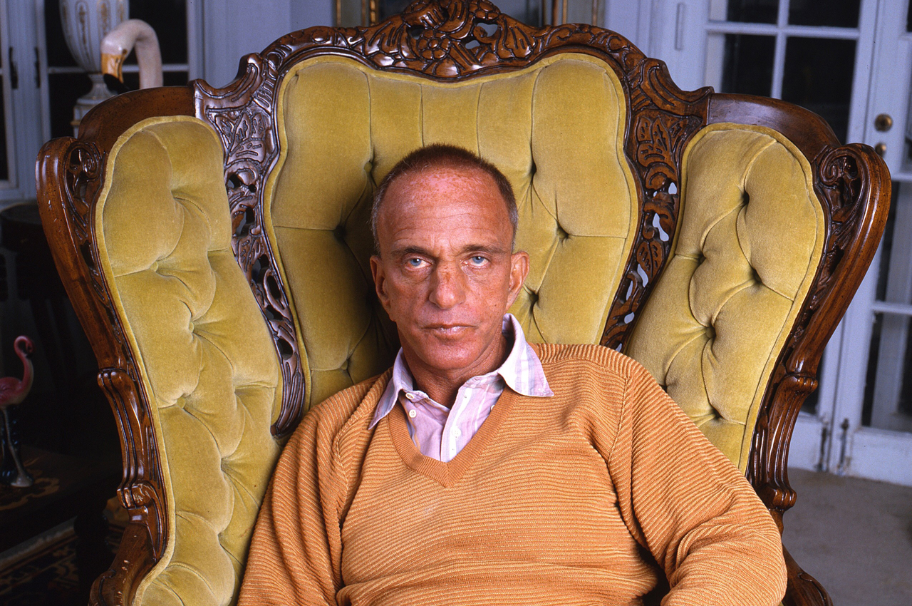 The utterly unloveable Roy Cohn in his later years (Photo/Courtesy Mill Valley Film Festival)