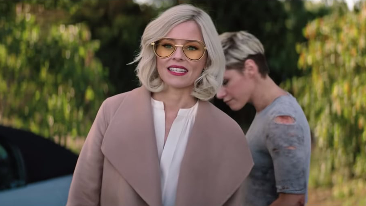 "Elizabeth Banks as Bosley in the latest ""Charlie's Angels"" reboot movie."